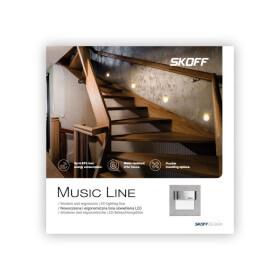 SKOFF Music line brožúra