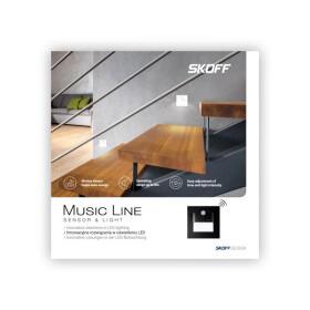 SKOFF Music line senzor brožúra